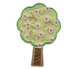 Simply Spring Applique 12