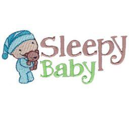 Sleepy Baby Sentiments 11