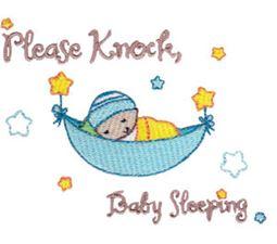 Sleepy Baby Sentiments 4