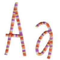 Slender Alphabet