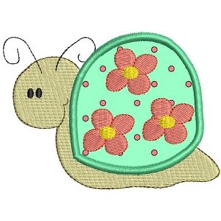 Snails Applique 5