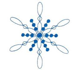 Snowflakes 12