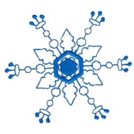 Snowflakes 17