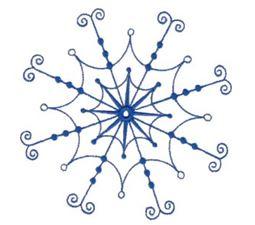 Snowflakes 6