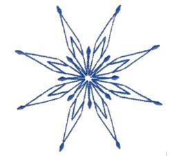 Snowflakes 8