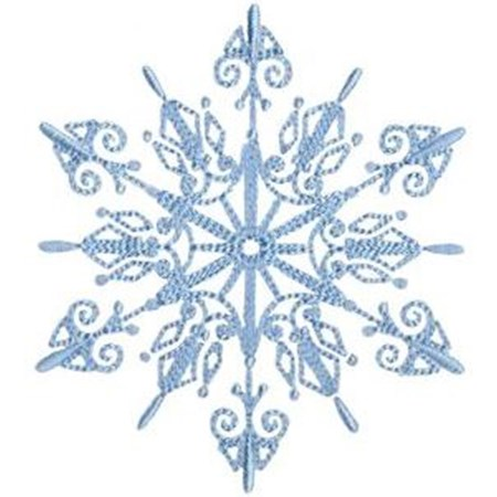 Snowflakes Too 1