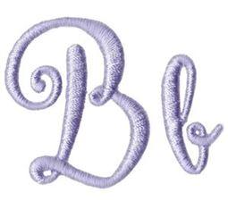 Starstruck Alphabet B