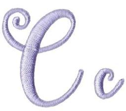 Starstruck Alphabet C