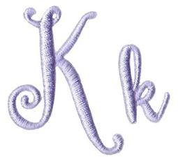 Starstruck Alphabet K
