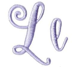 Starstruck Alphabet L