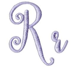 Starstruck Alphabet R
