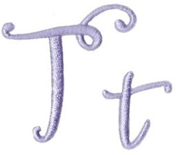 Starstruck Alphabet T