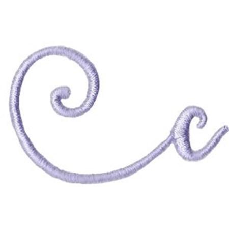 Starstruck Alphabet Left Tail c