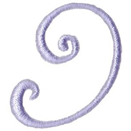 Starstruck Alphabet Right Tail c