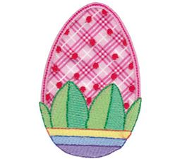 Sweet Eggs Applique 10