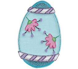 Sweet Eggs Applique 11