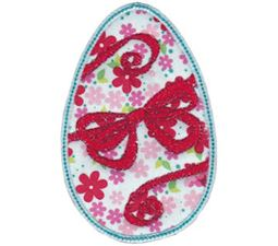 Sweet Eggs Applique 5