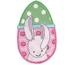 Sweet Eggs Applique 6