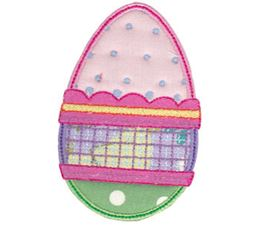 Sweet Eggs Applique 8