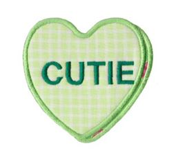 Sweethearts Applique 12