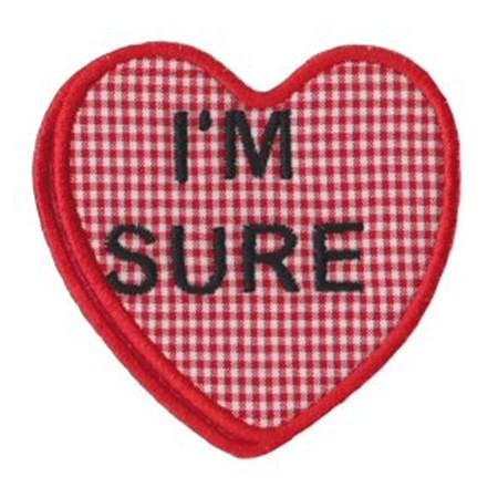 Sweethearts Applique 13