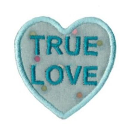 Sweethearts Applique 8