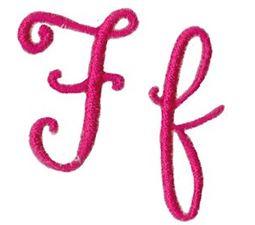 Sweet Peony Font F