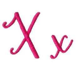 Sweet Peony Font X