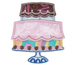Sweet Thing Applique 18