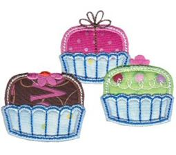 Sweet Thing Applique 25