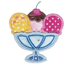 Sweet Thing Applique 5