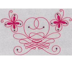 Swirled 8