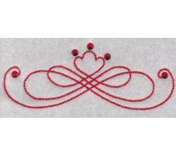 Swirled Hearts 12