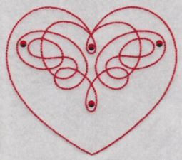 Swirled Hearts 5