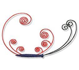 Swirly Butterflies 4