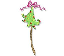 Swirly Christmas 6