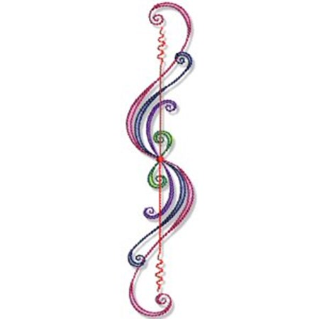 Swirly Doodads 10