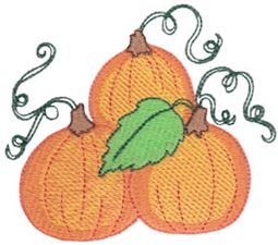 Swirly Pumpkin 14