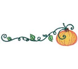 Swirly Pumpkin 6