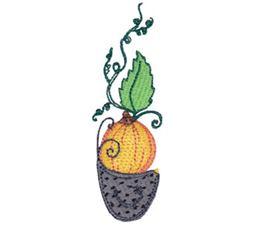 Swirly Pumpkin 7