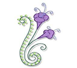 Swirly Spring 12