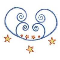 Swirly Stars