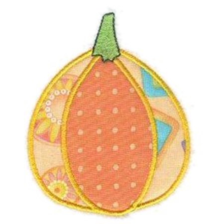 Thanksgiving Whimsy Applique 11