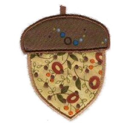 Thanksgiving Whimsy Applique 8