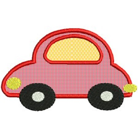 Things That Go Vroom Applique 5