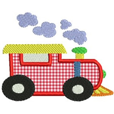 Things That Go Vroom Applique 8