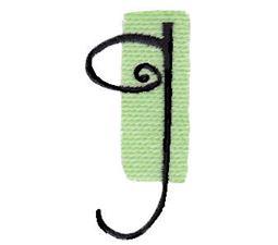 Tiny Blocks Alphabet Lower Case g