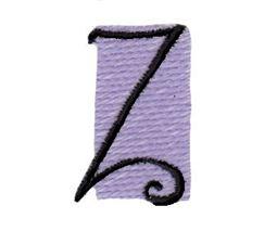 Tiny Blocks Alphabet Lower Case z