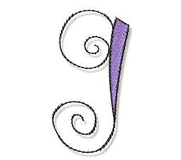 Whimsy Alphabet Lower Case G