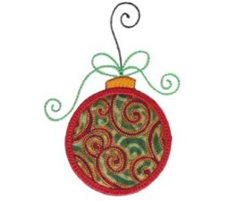 Whimsy Christmas Applique 12